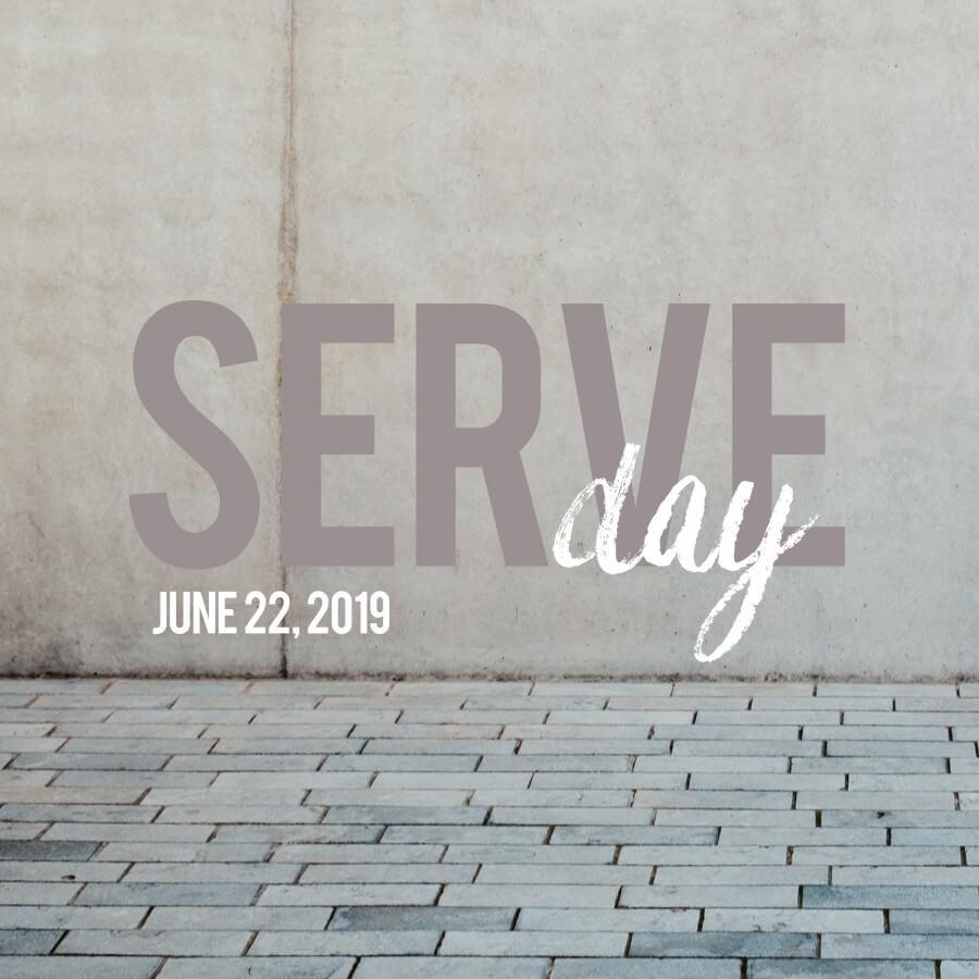Serve Day 1