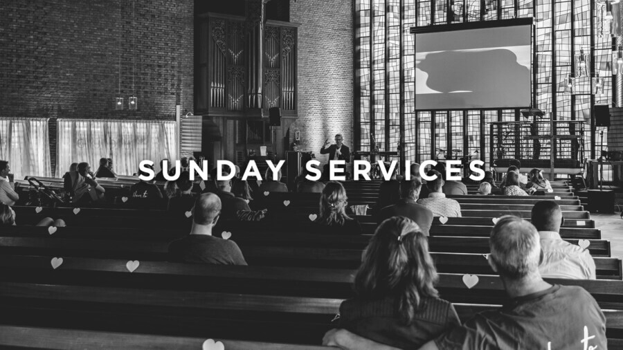 Sunday Services 1