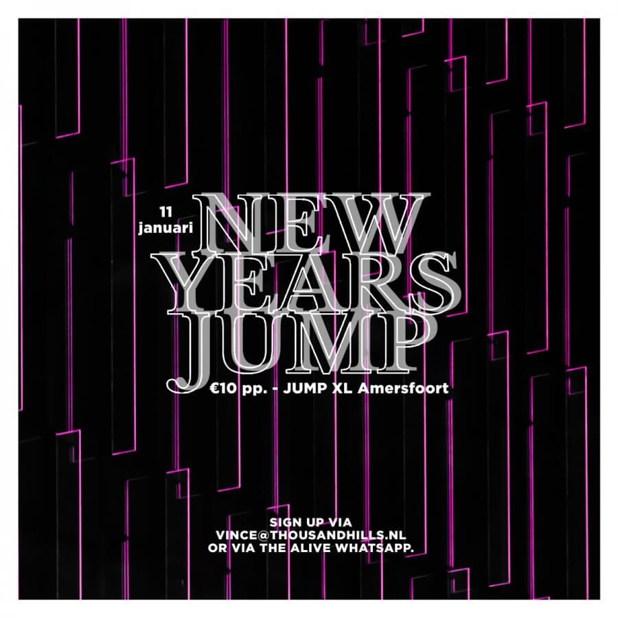 New Years Jump