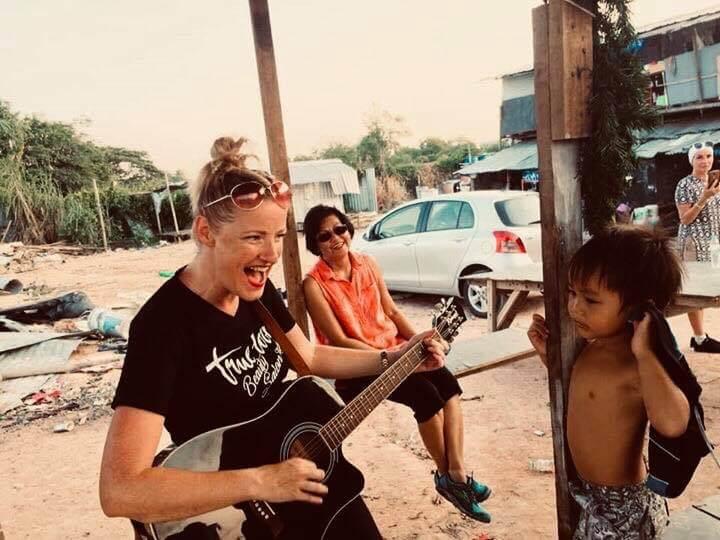 Erika in Thailand