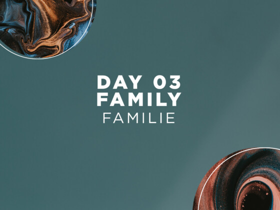 DAY 03 | Family 4