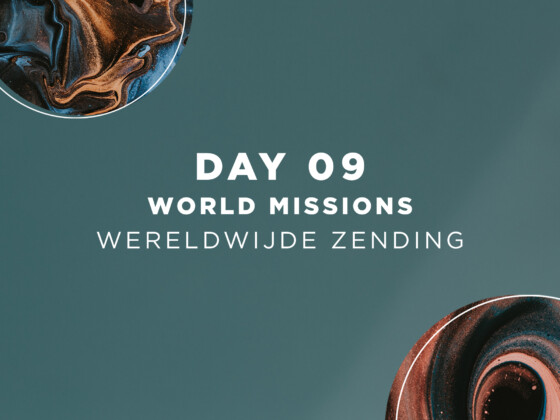 DAY 9 | World Missions 10