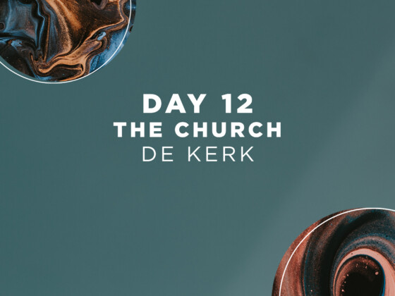 DAG 12 | de Kerk 13