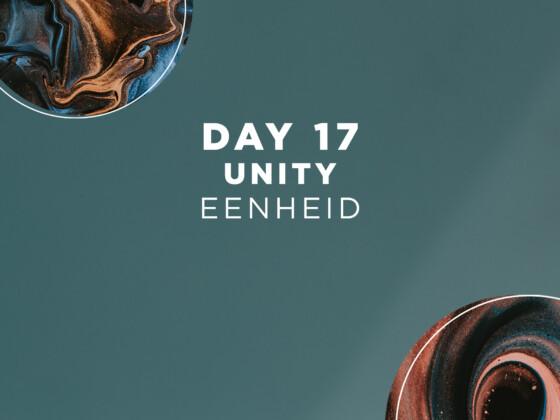 DAG 17 | Eenheid 18