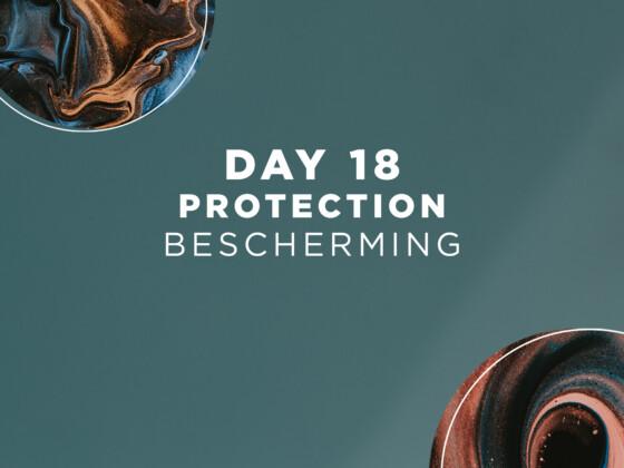 DAG 18 | Bescherming 19