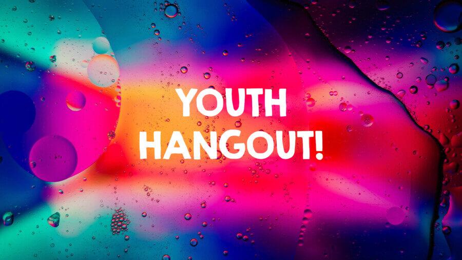 CC YOUTH HANGOUT 1