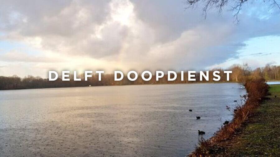 Celebration Delft Fellowship - Doopdienst 1